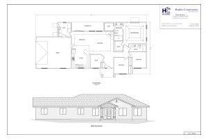 Hughes Construction- Floor Plan 24