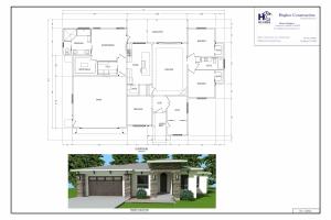 Hughes Construction- Floor Plan 54