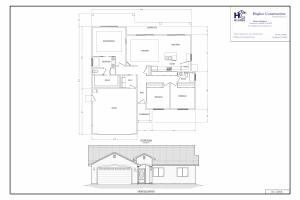 Hughes Construction- Floor Plan 55