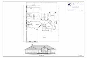 Hughes Construction- Floor Plan 57