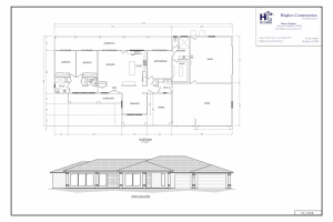 Hughes Construction- Floor Plan 58
